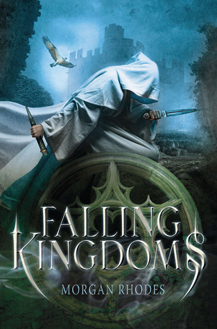 Ex Libris Audio: Falling Kingdoms By Morgan Rhodes