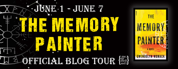 Blog Tour: The Memory Painter