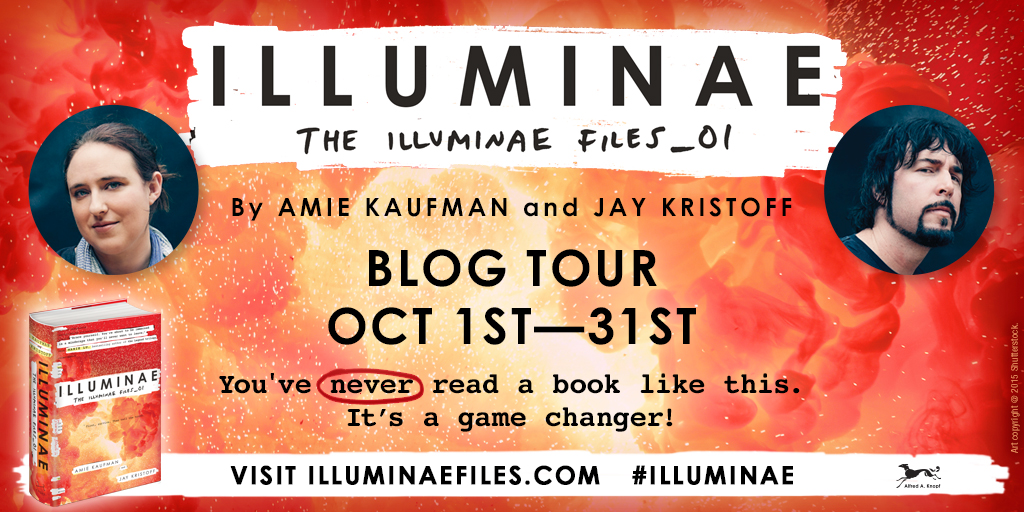 Blog Tour + Giveaway: Illuminae