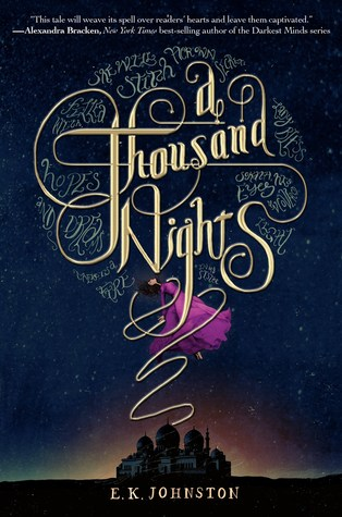Prize Pack Giveaway: A Thousand Nights