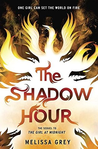 Blog Tour: The Shadow Hour