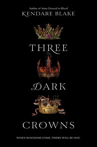 Ex Libris Audio: Three Dark Crowns